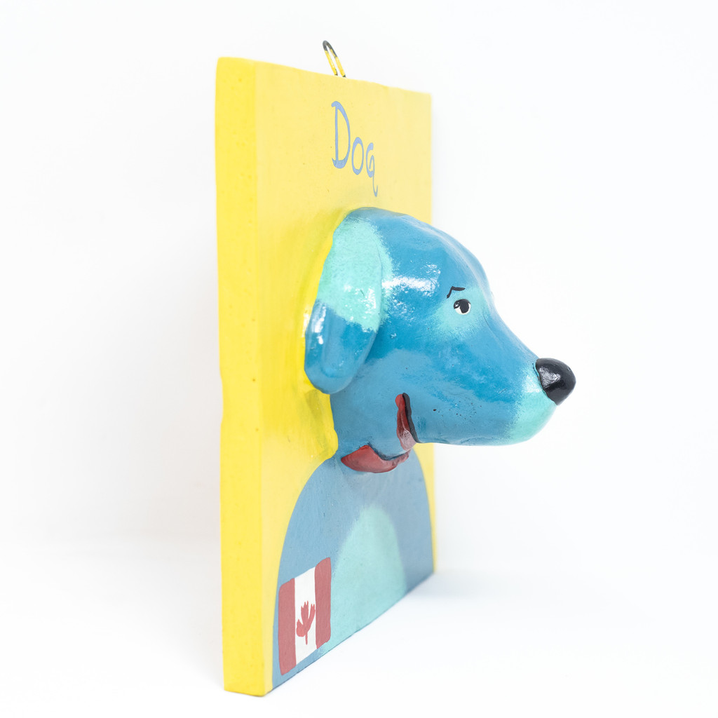 Furry Friend, Loyal Companion, One-of-a-Kind, Limited Edition, Sustainable, Mexico, Mexican Folk Art,