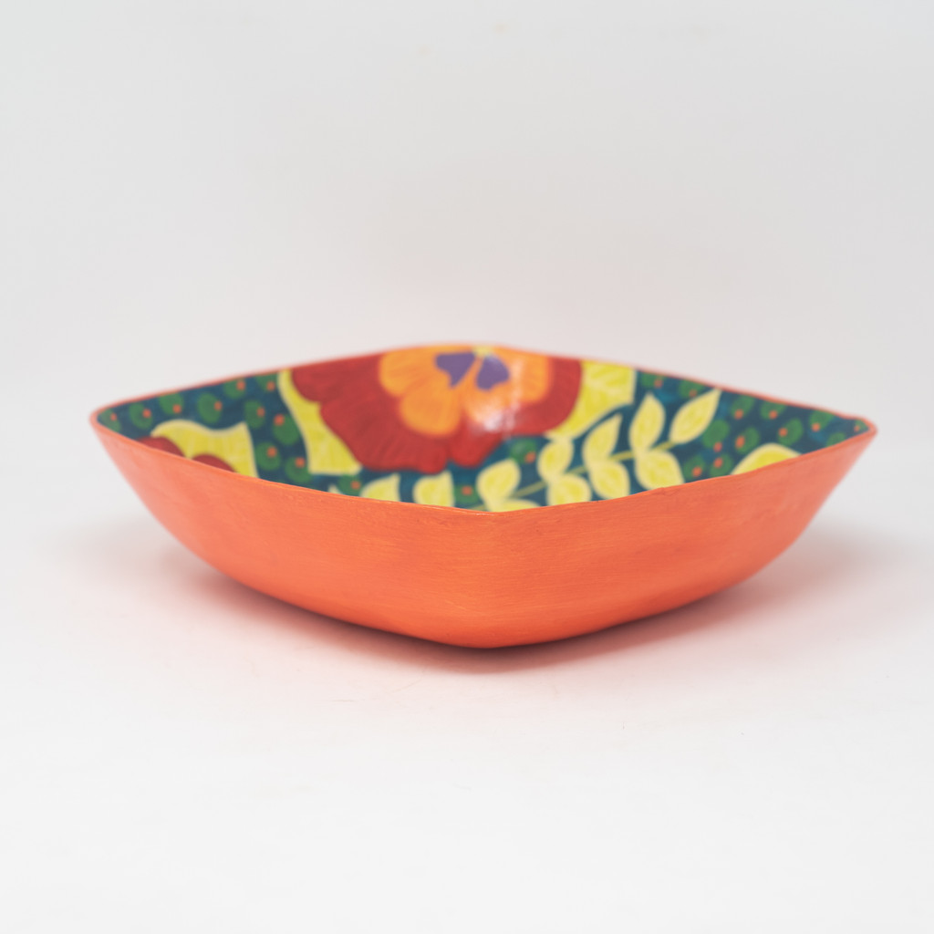 Hand Painted, Handmade, Handcrafted, Sustainable, Eco-Friendly, Recycle, Recycalble