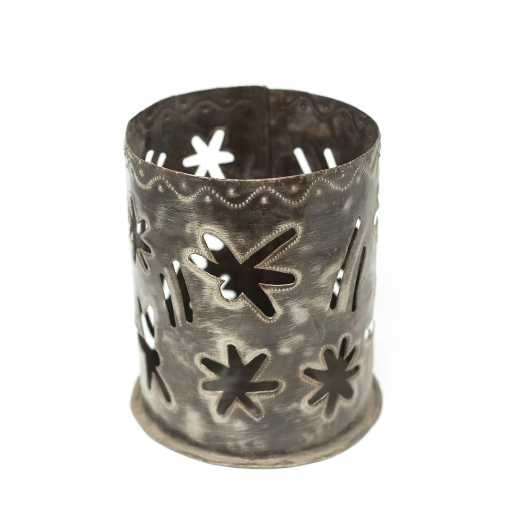 Interior Design, Metal, Steel, Its Cactus, Oil Barrel, Recycle, Recyclable