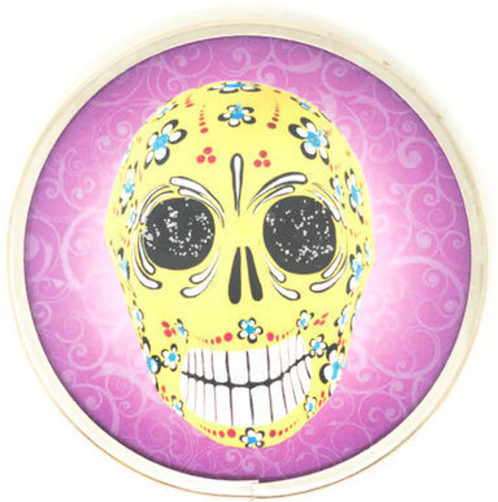 Day of the Dead, Skull Mirror 2.75""