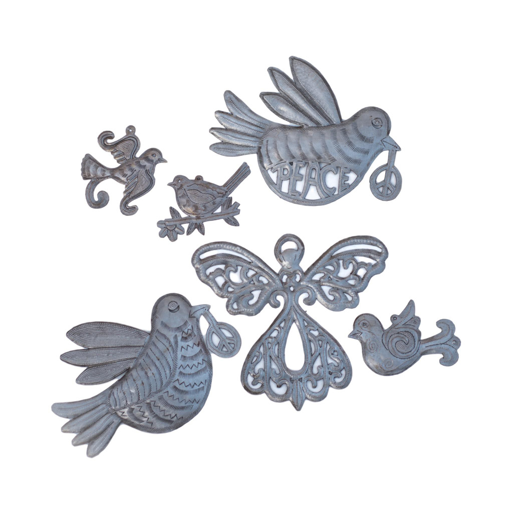 Birds, Angel, Angelic, Garden, One-of-a-Kind, Limited Edition, Sustainable, Eco-Friendly, Handcrafted, Handmade, Peace, Love,