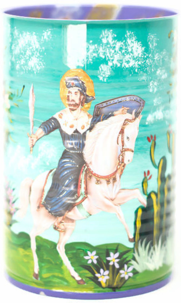 St. George is the patron saint of farmers and shepherds.