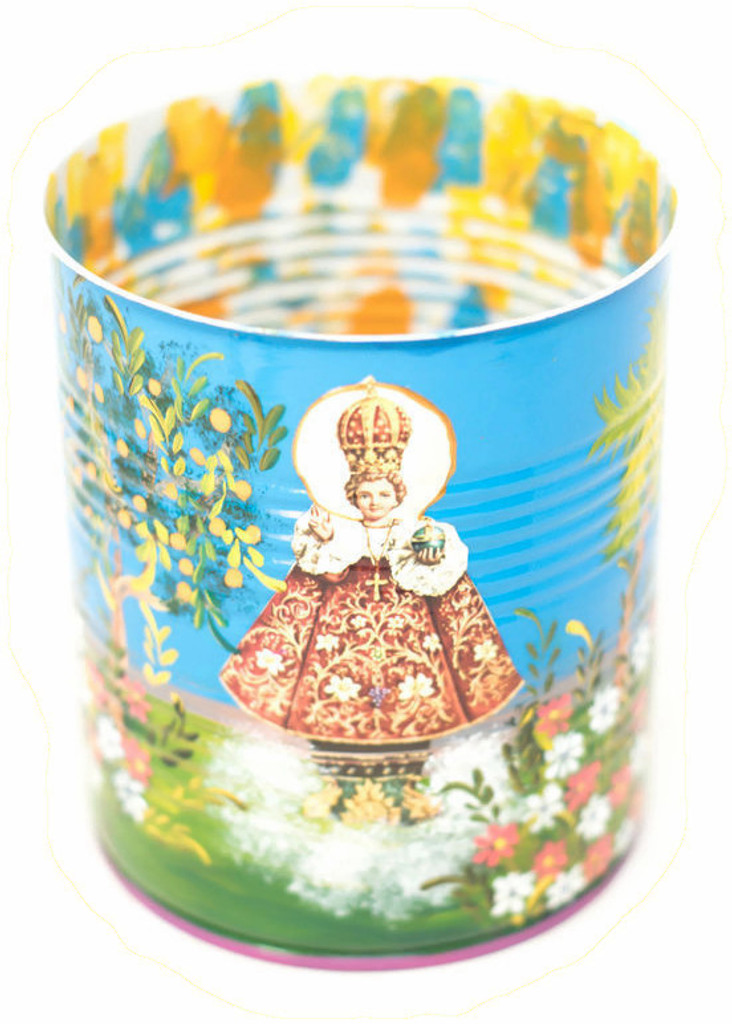 El Santo Nino de Atocha is the patron saint of those unjustly imprisoned. He also protects travelers and rescues people in danger.