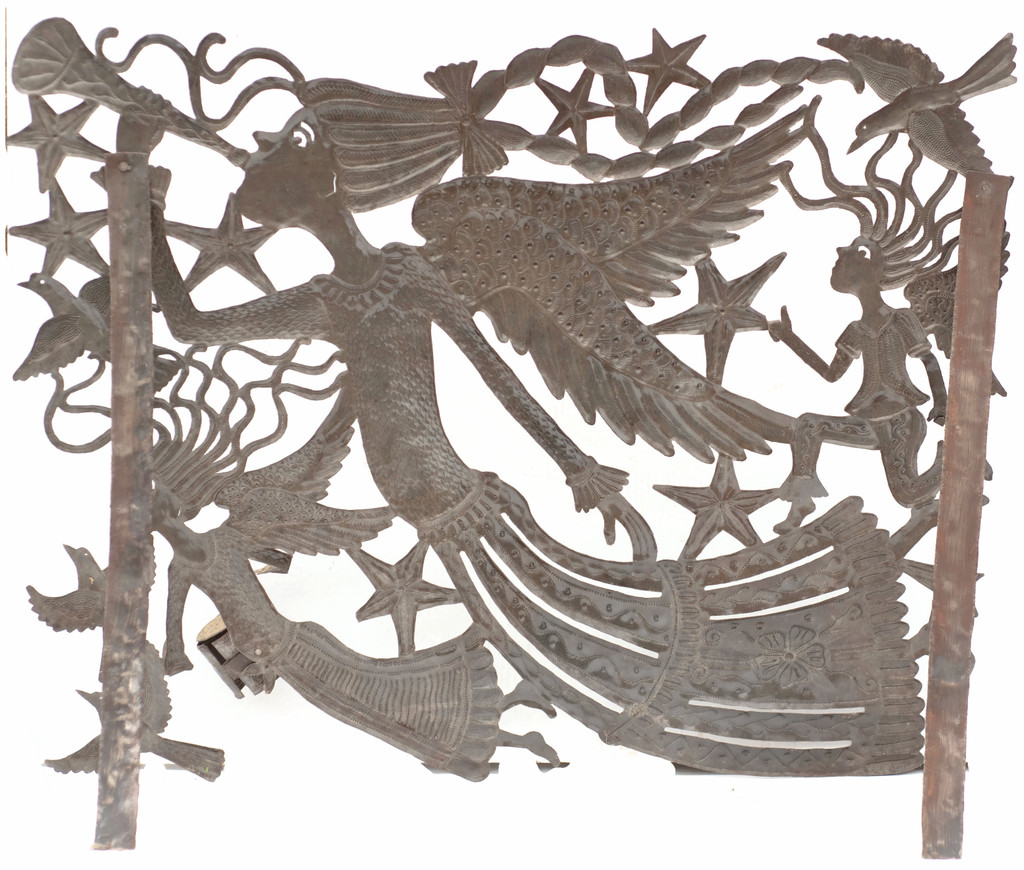 Birds, Flying, Handcrafted, Handmade, Sustainable, Eco-Friendly, Recycle, Recyclable, Metal, Steel, Farmhouse