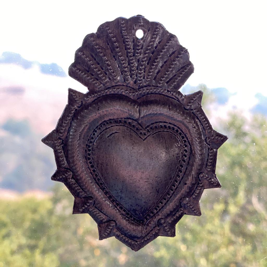 Haitian Metal Heart