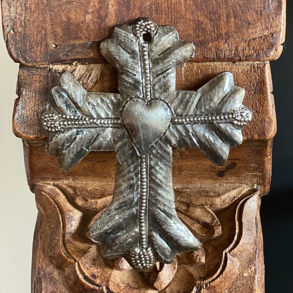 Folk Art Cross