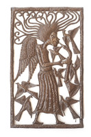 Angel, Angelic, Guardian Angel, Sustainable, Eco-Friendly, Limited Edition, Musician, Musical, Angel's Wings, Fair Trade