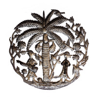 Palm Tree, Music, Musical, Musician, Music, Coconuts, Coco, Music,