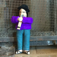 Traditional Bolivian Doll