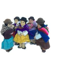 Group of Bolivian Women