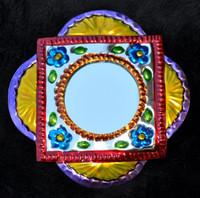 oaxacan tin mirror