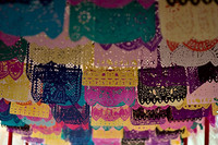 papel picado a traditional mexican hand cut paper decoration