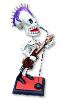 day of the dead, Dia de los Muertos Rocker , bendable figure