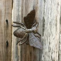 Recycled Steel, Haiti Metal Art Bee Bee's Garden Art Beyond Borders Its Cactus