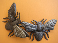 Garden bees, ornamental insects