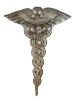 Hippocrates Staff Symbol, Handmade in Haiti Fair Trade