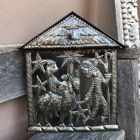 cheche metal art hand hammered