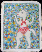 KAREOKE DOG BY GERARD FORTUNE