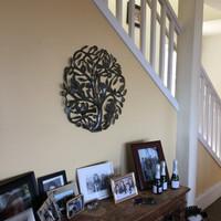FAIR TRADE PROJECT HAITI FOLK ART TREE OF LIFE