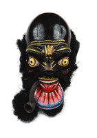 Bolivian Dance Mask Morenada Dance Mask