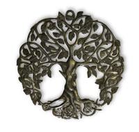 Haitian Metal Wall Art Traditional Tree of Life