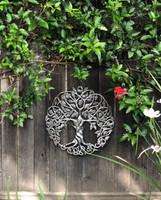 Haitian Metal Traditional Folk Art Garden art, Indoor and Outdoor Garden Decor