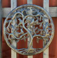 Garden Tree, Patio, Yard Art