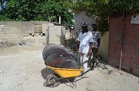 Haiti, Oil Steel Drums, Fair Trade, Recycled Art