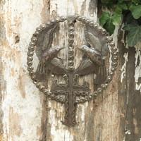 HAITI METAL ROSARY