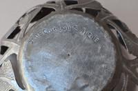Signed Metal work Haiti