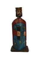 hand carved Guatemalan Nativity Nahauala , King