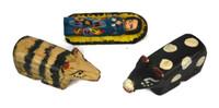 nativity scene, Guatemalan Hand Carved, Folk Art Holiday Home Decor