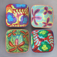 Haitian Handpainted Bowls