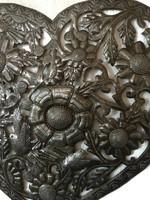 Decorative Heart, Handmade in Haiti