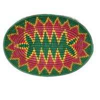 Colorful Entertaining Latin American Basket