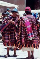"Bolivian Man with Chuspa Bag  5"" x 2"" x 1.5"""
