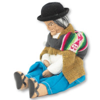 Handmade Dolls bring people of Bolivia to life