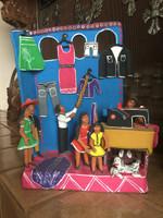 Folk Art Tailor Shop Ocumicho Mexico