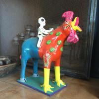 Gerardo Ortega Ceramics Mexico Folk Art
