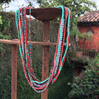 Beaded Jewelry Guatemala