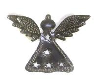 Christmas tree angel ornament