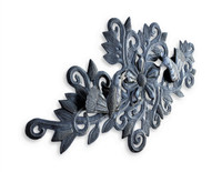 """Metal Hummingbirds and Flowers, Wall Decor, Indoor and Outdoor Plaques, Artistic Craftsmanship 9.5"""" x 19"""""""