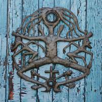 Sustainable, Eco-Friendly, Help Haiti, Haitian Artist, Metal, Recycled Reclaimed Art