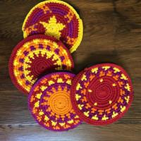 unique colorful coin purse guatemala