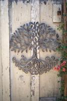 Tree of Life, Roots, Its Cactus, Haiti Metal Art, Sculpture, Garden Decor, Home, Office, Artist, Haiti, Haitian, Help Fight Poverty Through Art Fair Trade