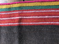 Textile, Antique, Vintage, Bolivia, Handcrafted, Handmade, Ethnic Textile, Sustainable, Eco-Friendly