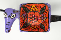 Vintage, Ethnic, Folk Art, Colorful, Rainbow, Limited Edition, Sustainable, Eco-Friendly