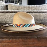Handmade Beaded Hat band