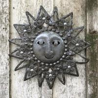 Sun Barn Art, Hand Crafted Haitian metal Art