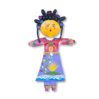 Its Cactus, Fair Trade, Handmade, Handcrafted, Hand Painted